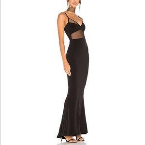Nookie Black Hypnotize Dress / Gown